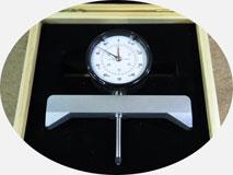 Трубогиб с ЧПУ, модель 30-TBRE | Измеритель радиуса дуги при гибке проталкиванием.
