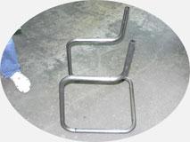 Трубогибочный станок. Каркас классического стула.