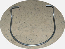 Трубогиб с ЧПУ. Гибка элемента спинки сидения стула или санок