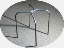 Трубогиб с ЧПУ. Гибка каркаса металлического стула. Труба 16х1мм.