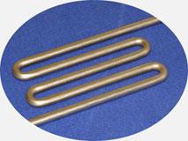 Трубогибочный станок c ЧПУ. Гибка элемента змеевика с радиусом гибки = 1Дт.